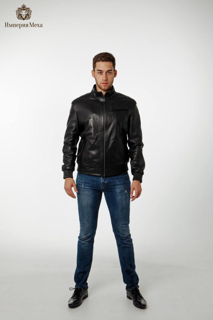 Кожаная куртка Viva dolce vita