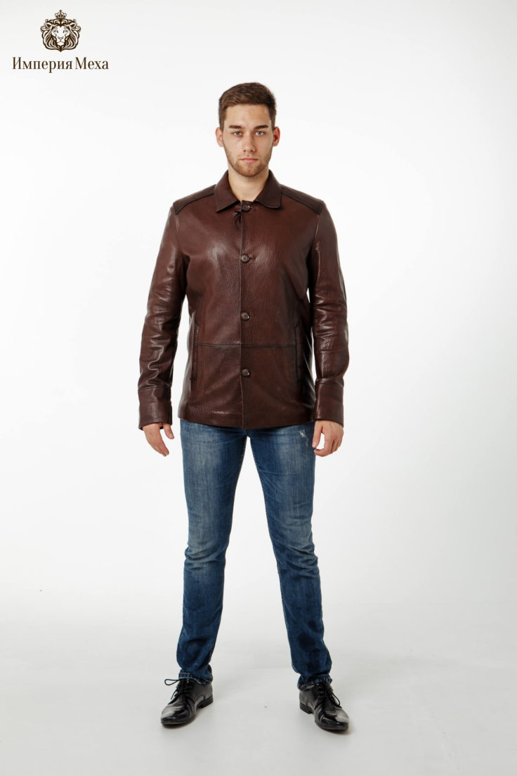 Кожаная куртка Vera Wanga