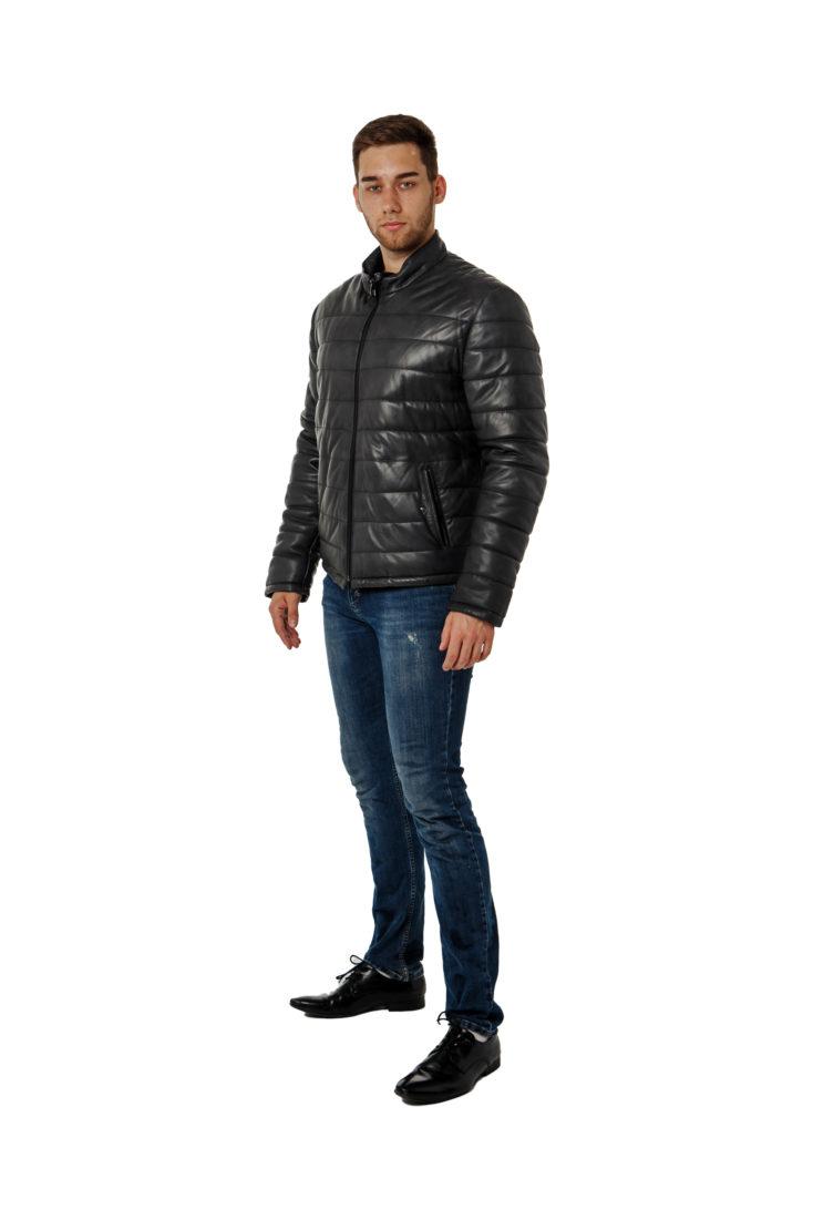 Кожаная куртка Virado