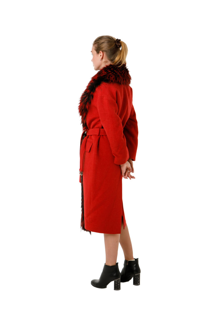 Пальто Shaky