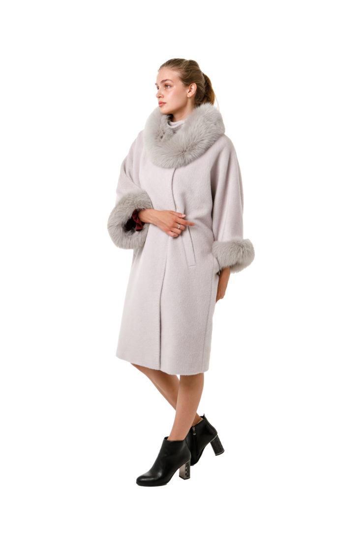 Пальто из Альпаки York