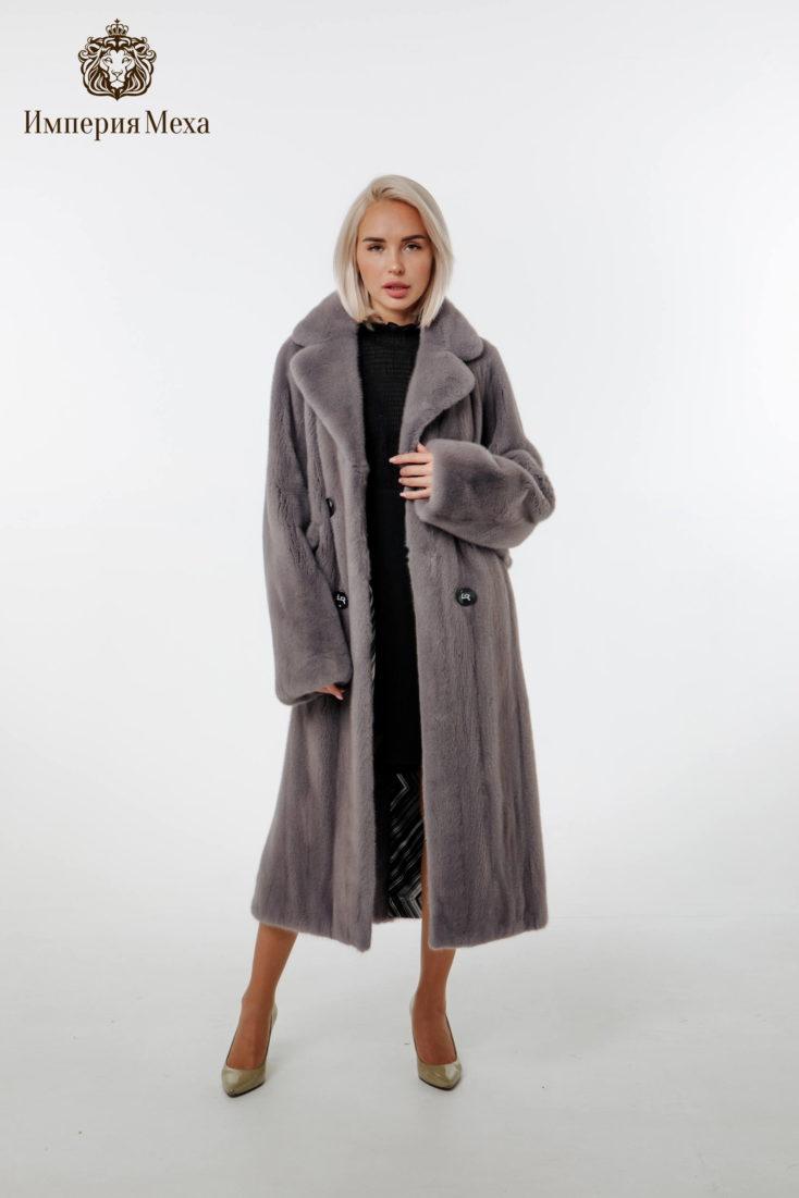 Шуба норковая Luxor Furs