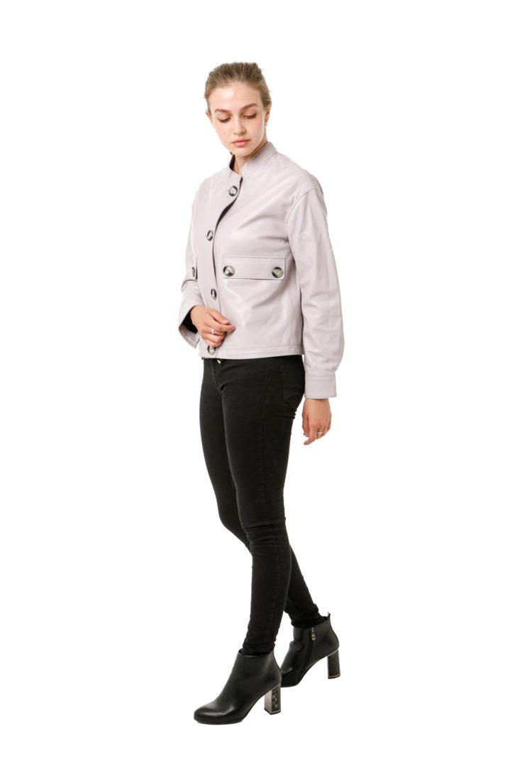 Кожаная куртка Dio Gomez