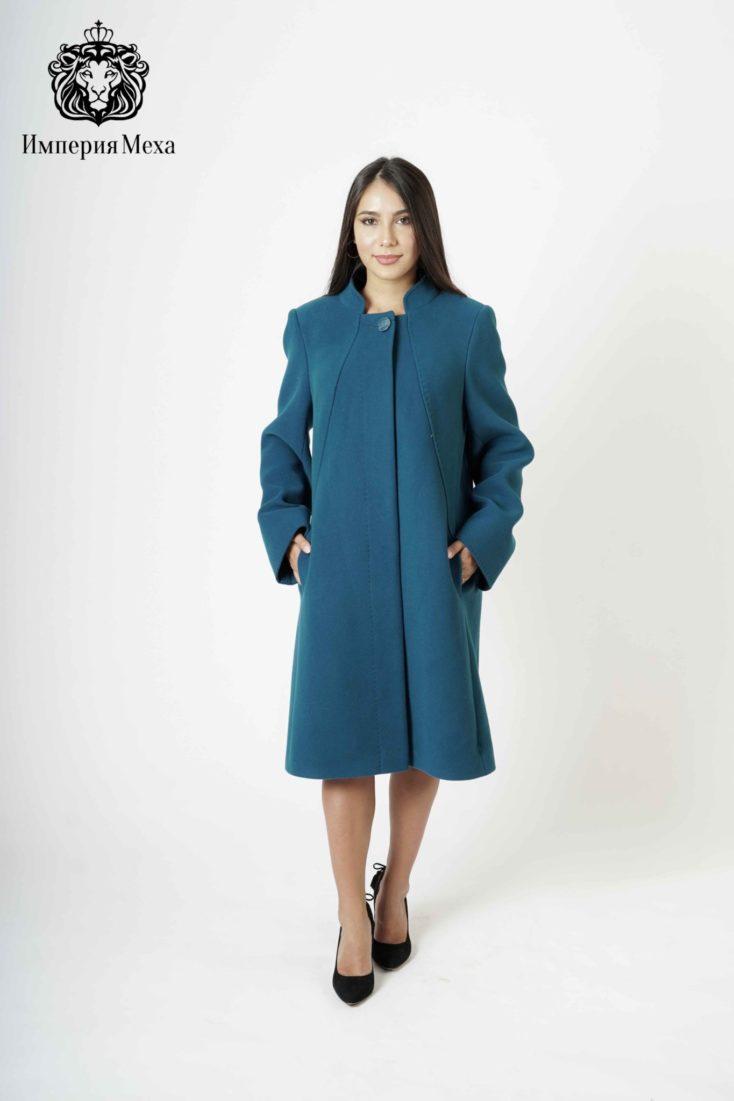Пальто женское шерстяное Aurora A-310