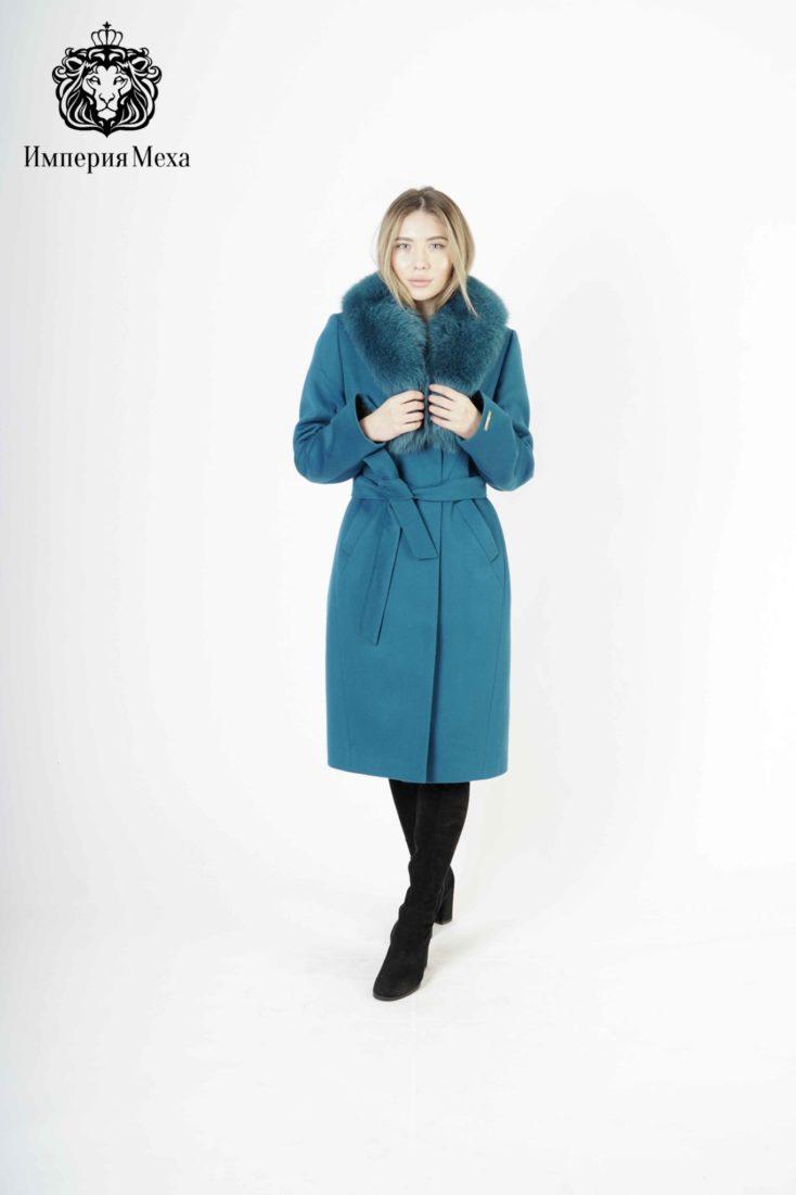Пальто женское шерстяное Sharm 168