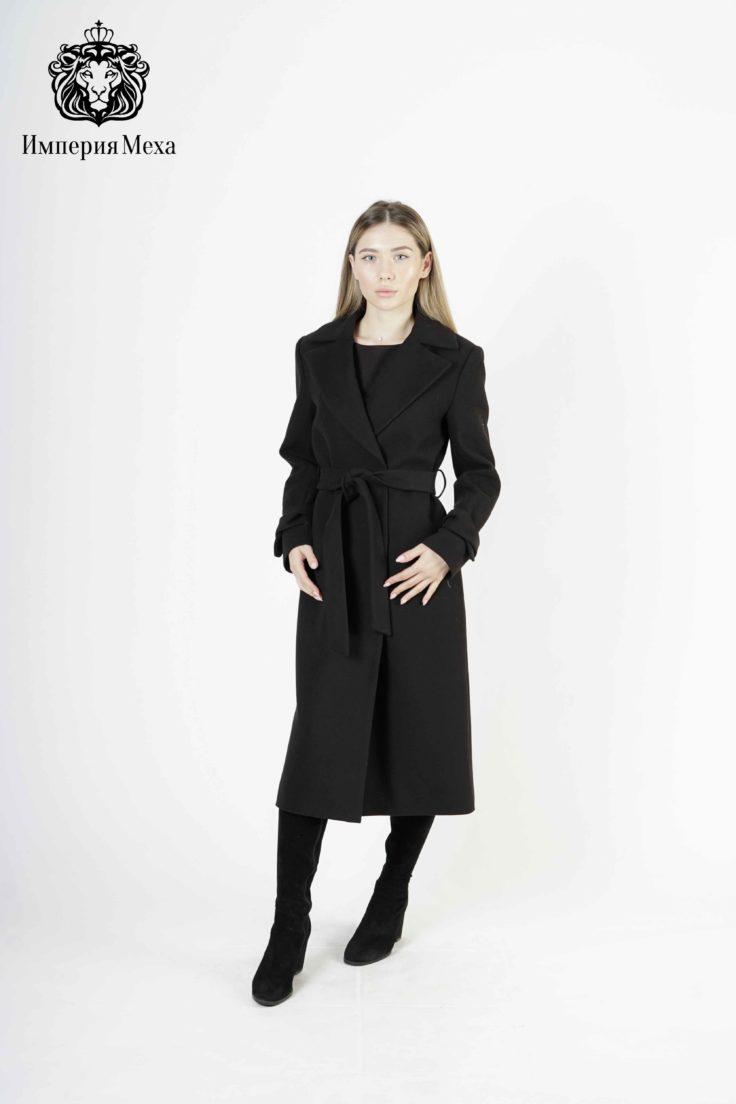 Пальто женское шерстяное 942