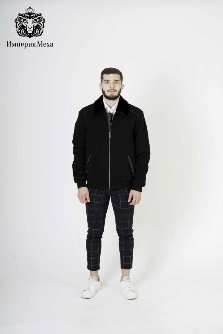 Пальто мужское шерстяное Berkytt 319/1