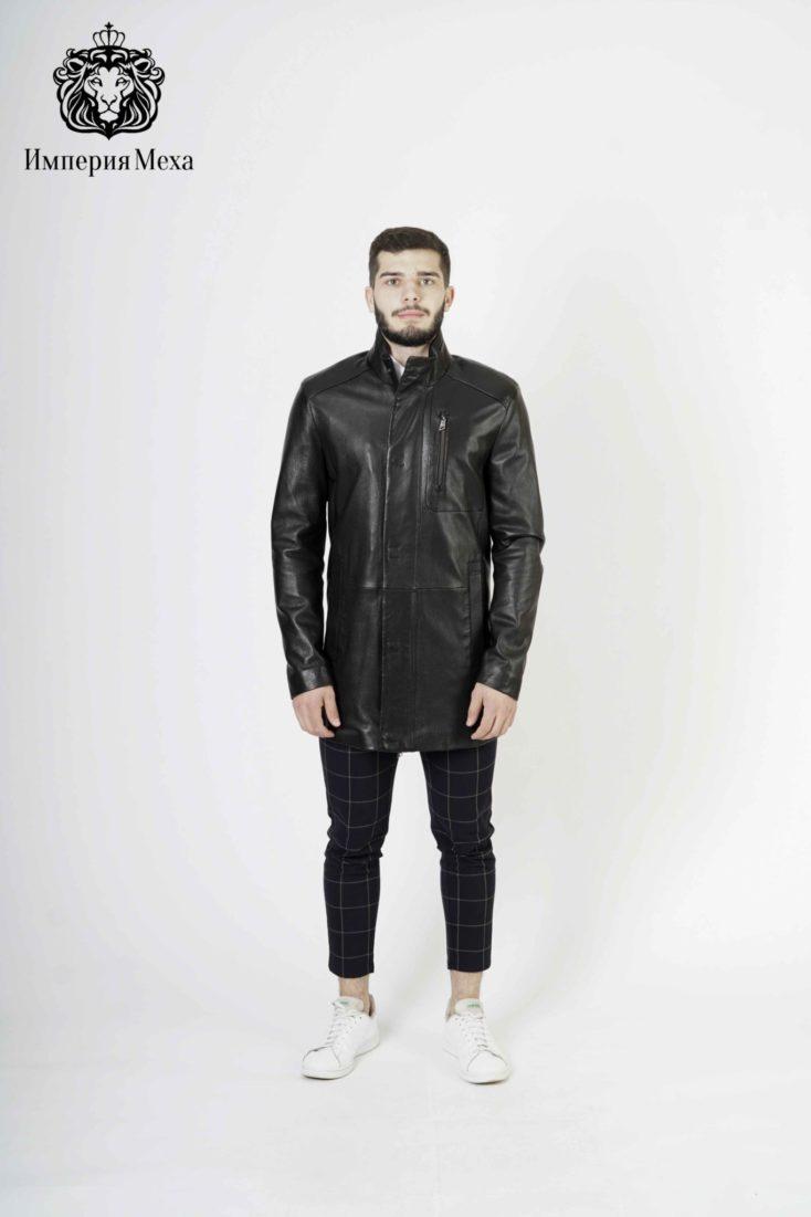 Кожаная куртка мужская Viva Dolce Vita 1665