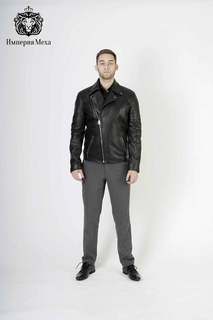 Кожаная куртка мужская Viva Dolce Vita 1488