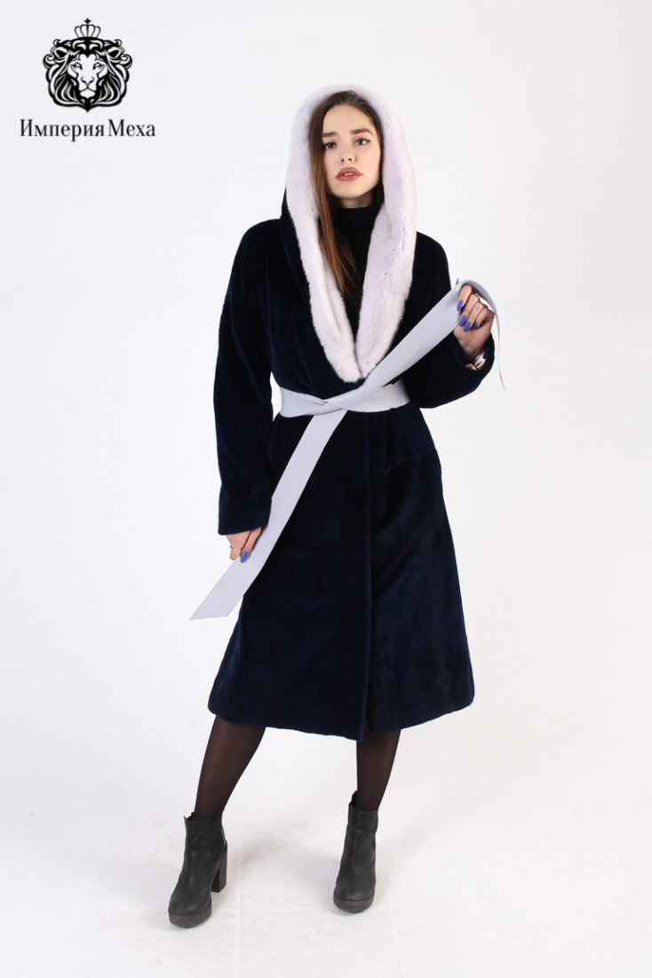 Шуба норковая MR Furs by Makis Roussoulis DD403/GB-104