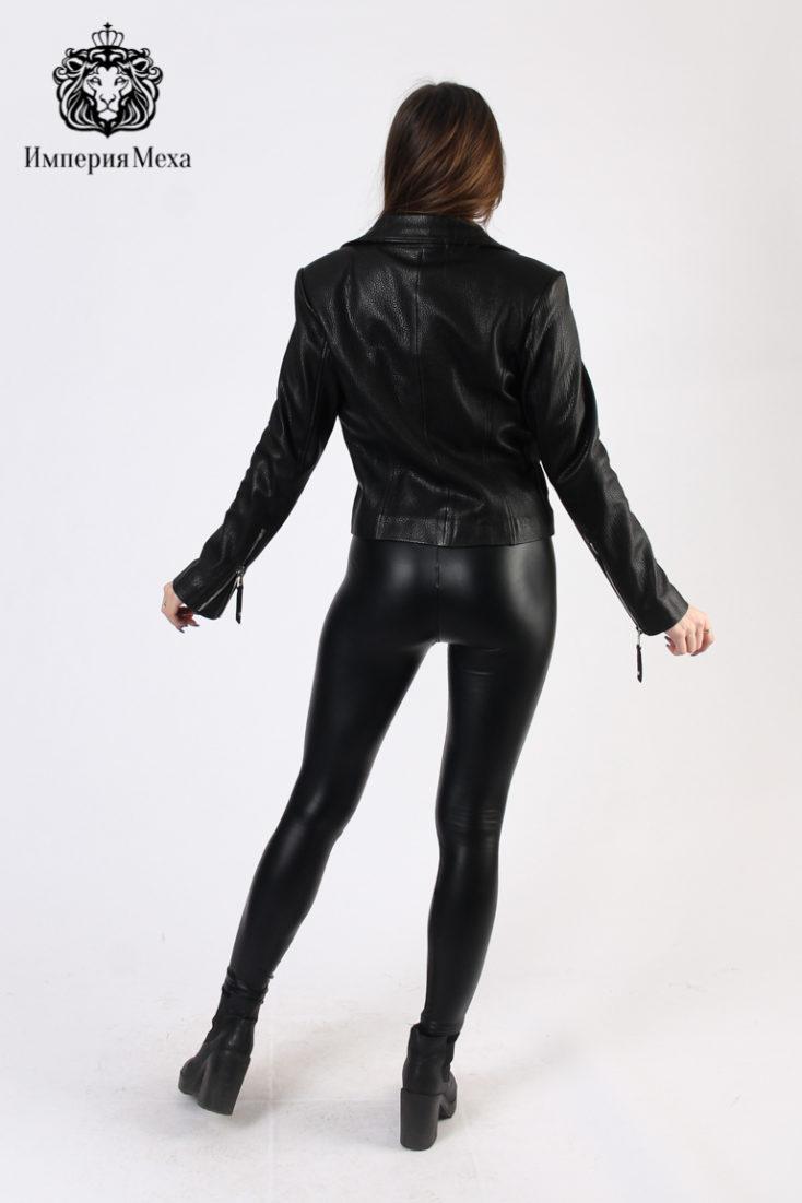 Кожаная куртка женская Alliance Trans 1111