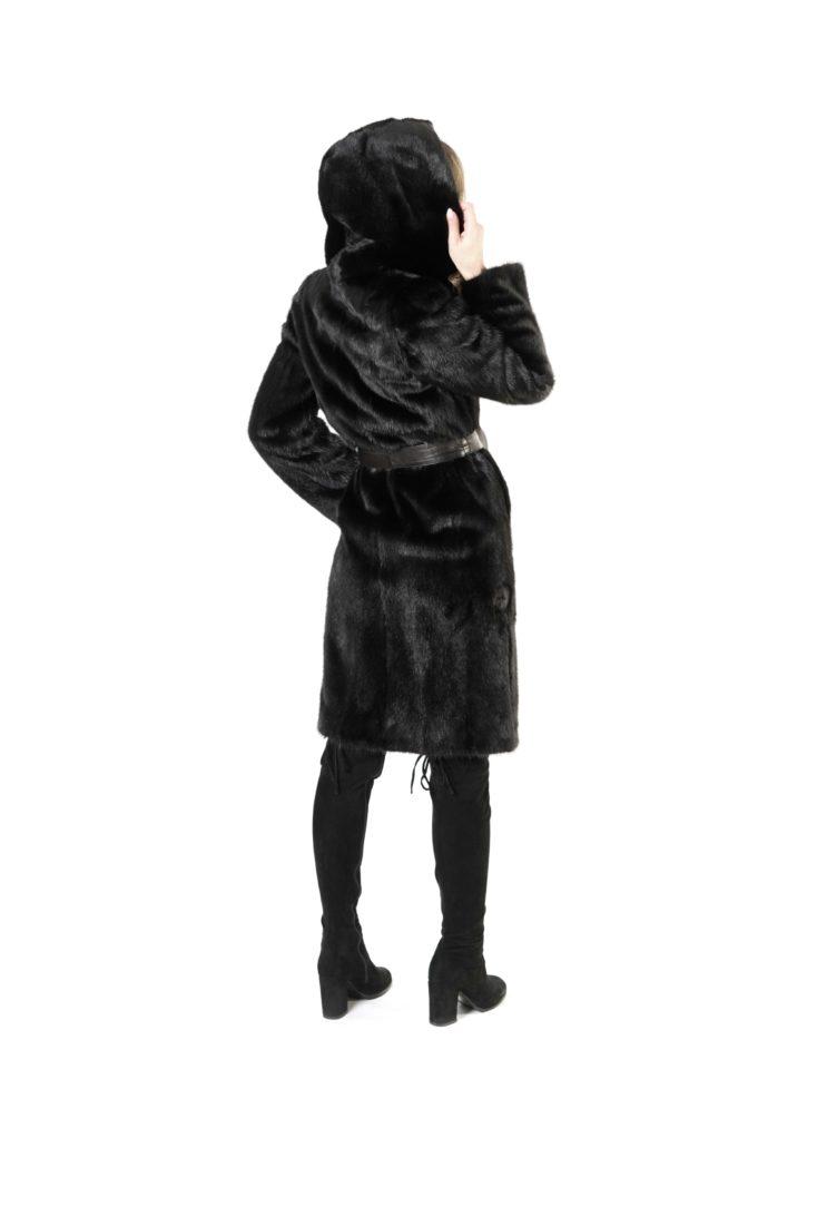 Шуба норковая Меховая Мода Френч
