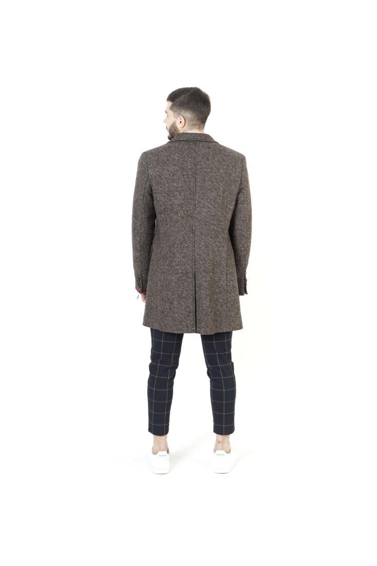Пальто мужское шерстяное Berkytt 224/1