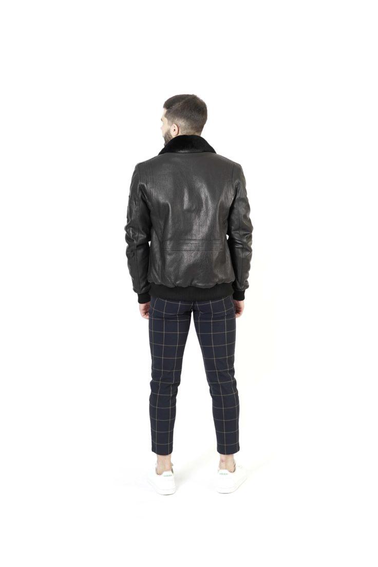 Кожаная куртка мужская Viva Dolce Vita 1741