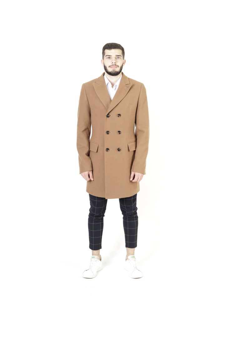 Пальто мужское 412