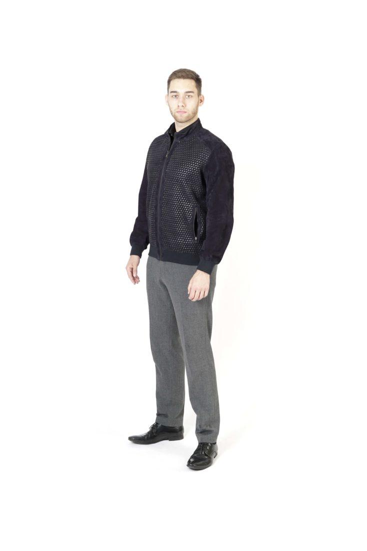 Кожаная куртка мужская Viva Dolce Vita 99705