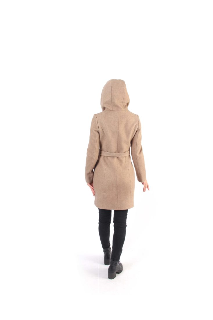 Пальто женское шерстяное 1992