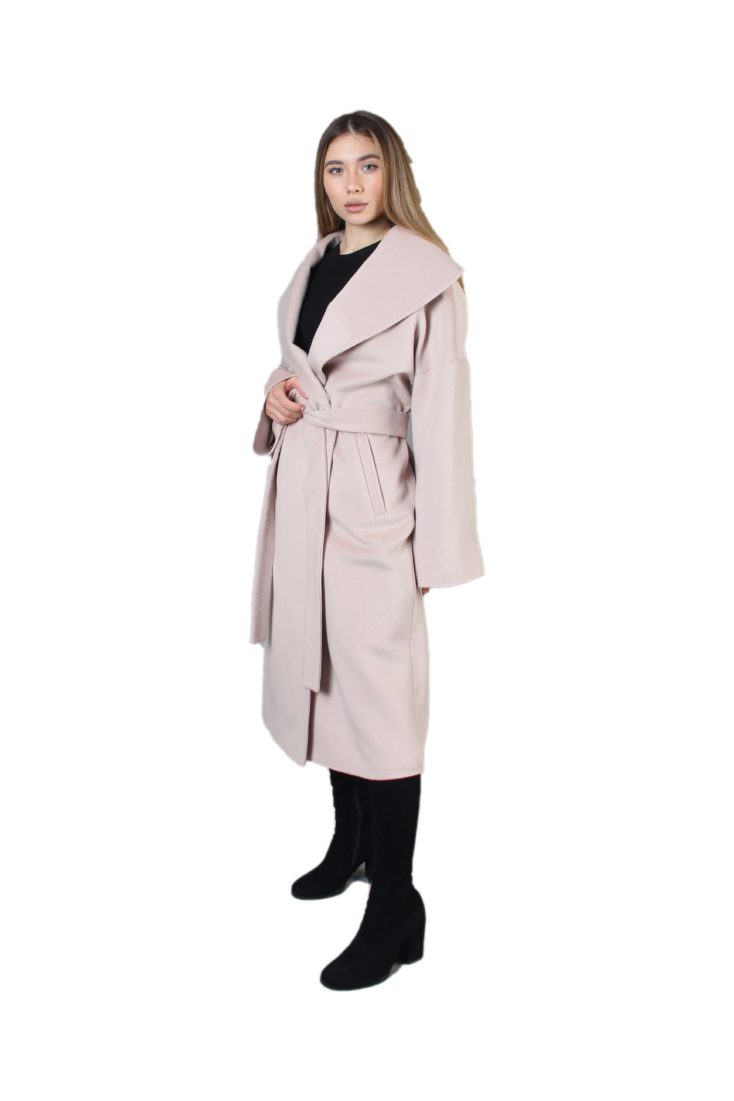 Пальто женское шерстяное Dolche Moda 3912
