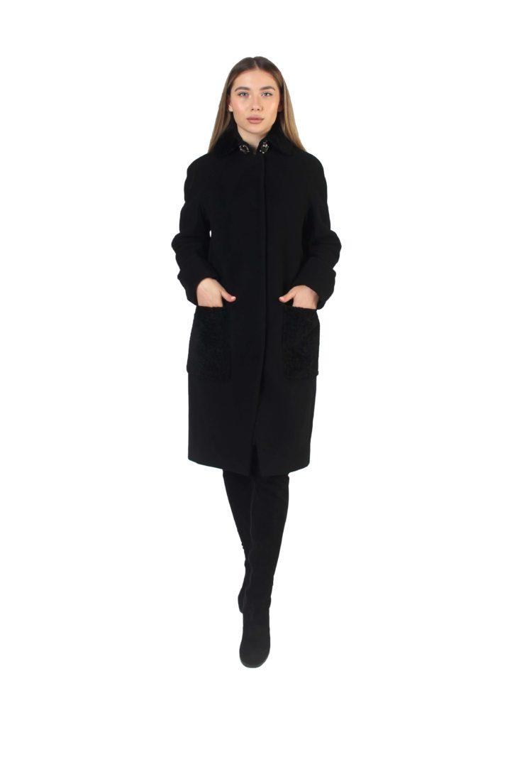 Пальто женское кашемировое Grazza 2821