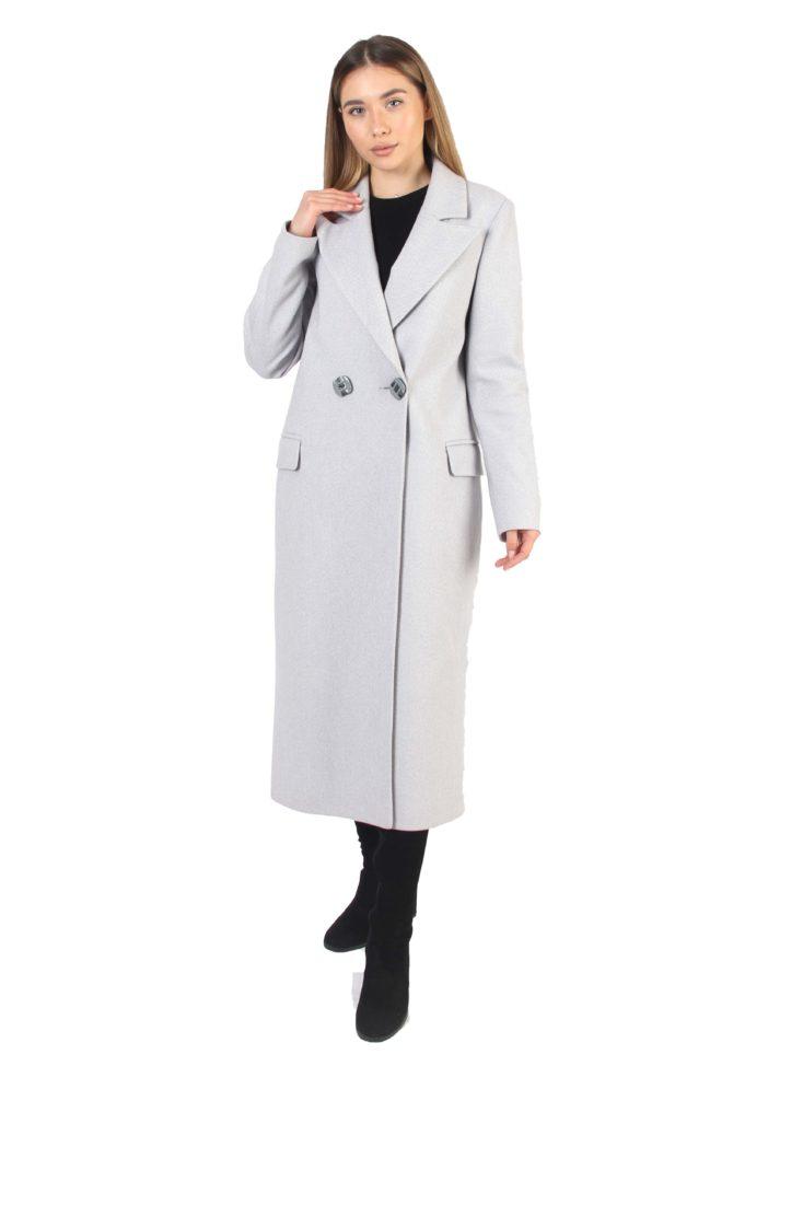 Пальто женское текстиль Юнона-Шик ДП 23-12
