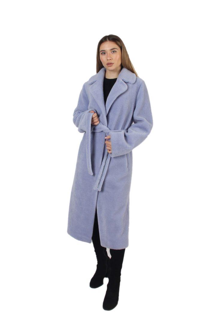Шуба из экомеха GVR Premium Furs M-2030
