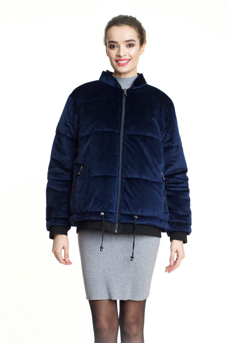 Куртка синяя Alliance 123