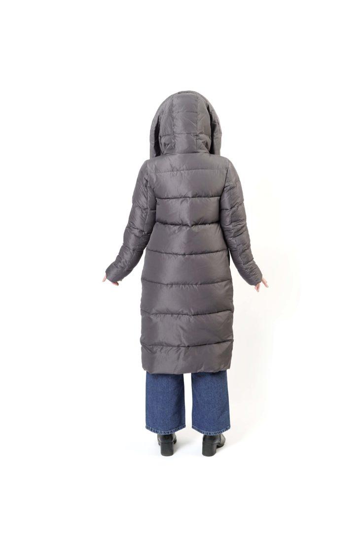 Пуховик женский зимний 186