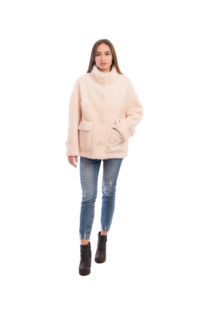Куртка женская из Экомеха С-50 Sofia
