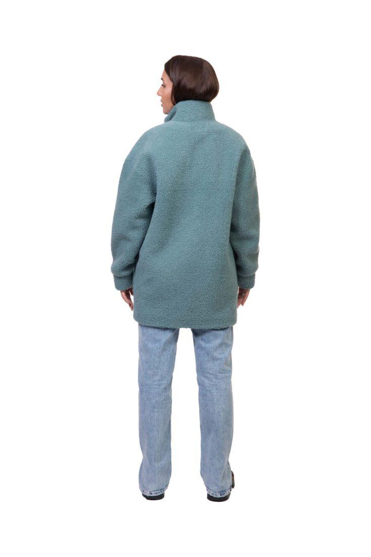 Куртка женская из эко-меха GRV Premium Furs M-2113