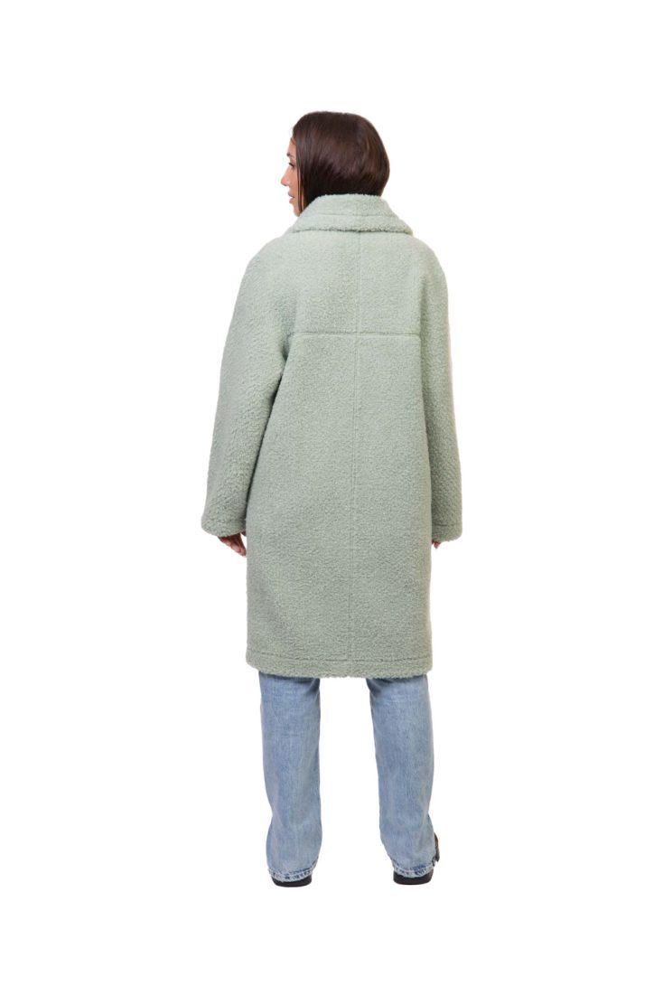 Куртка женская из эко-меха GRV Premium Furs M-2127