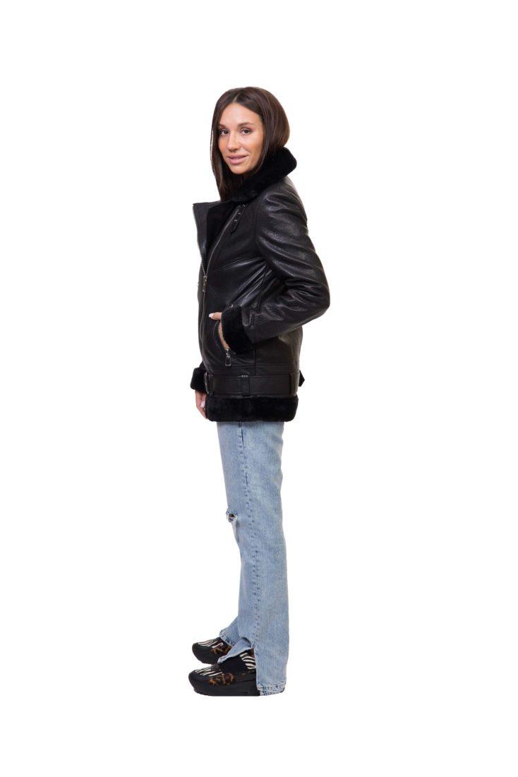 Кожаная куртка Tony Grazza G.D.-1196