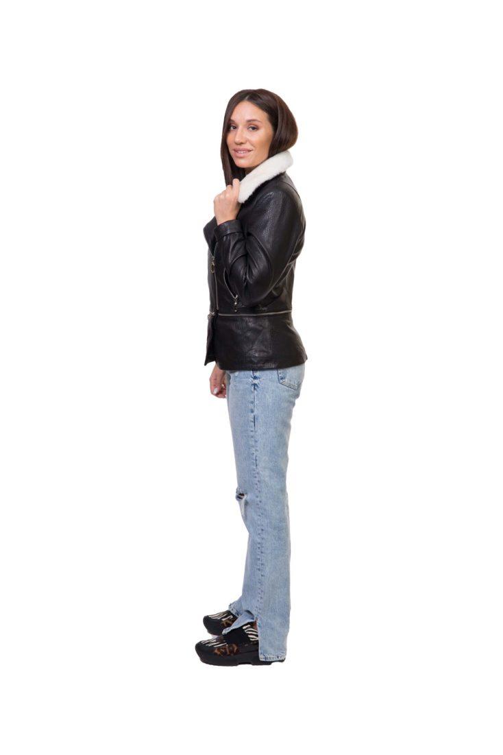 Куртка женская кожаная Tony Grazza 4766