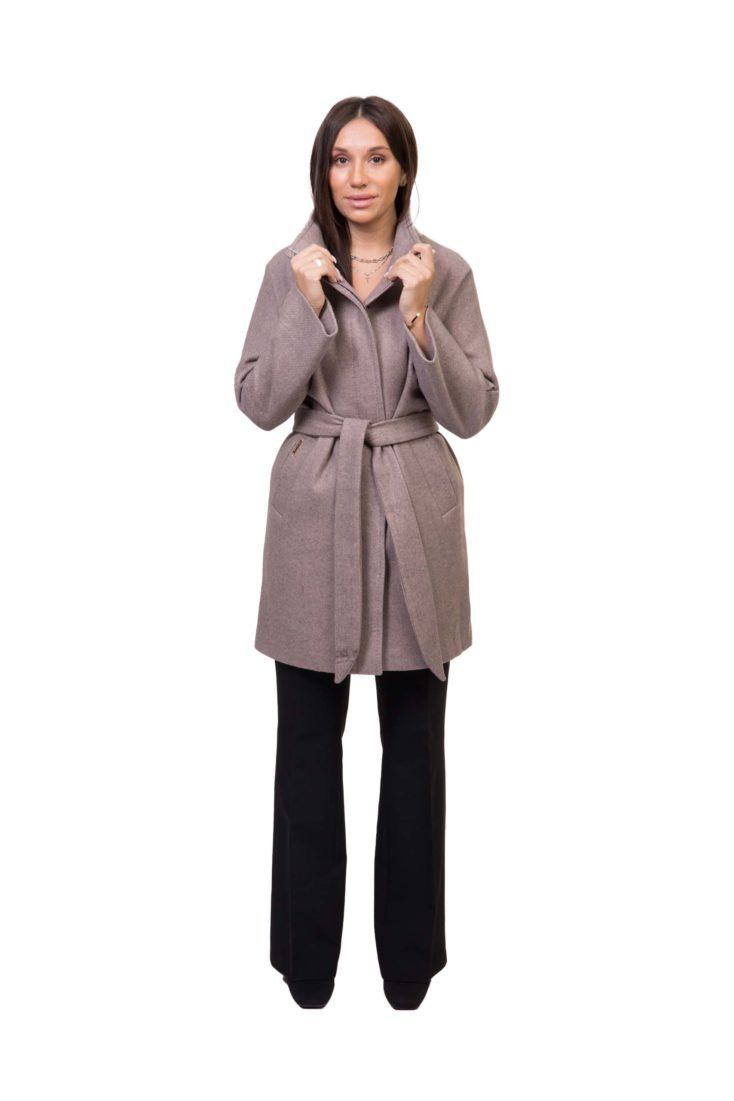 Пальто женское демисезонное 616